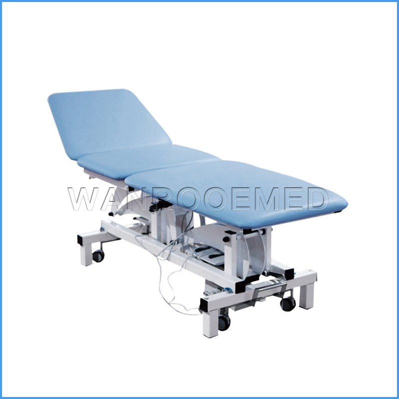 DE-3 New Medical Portable Electric Patient Treatment Table