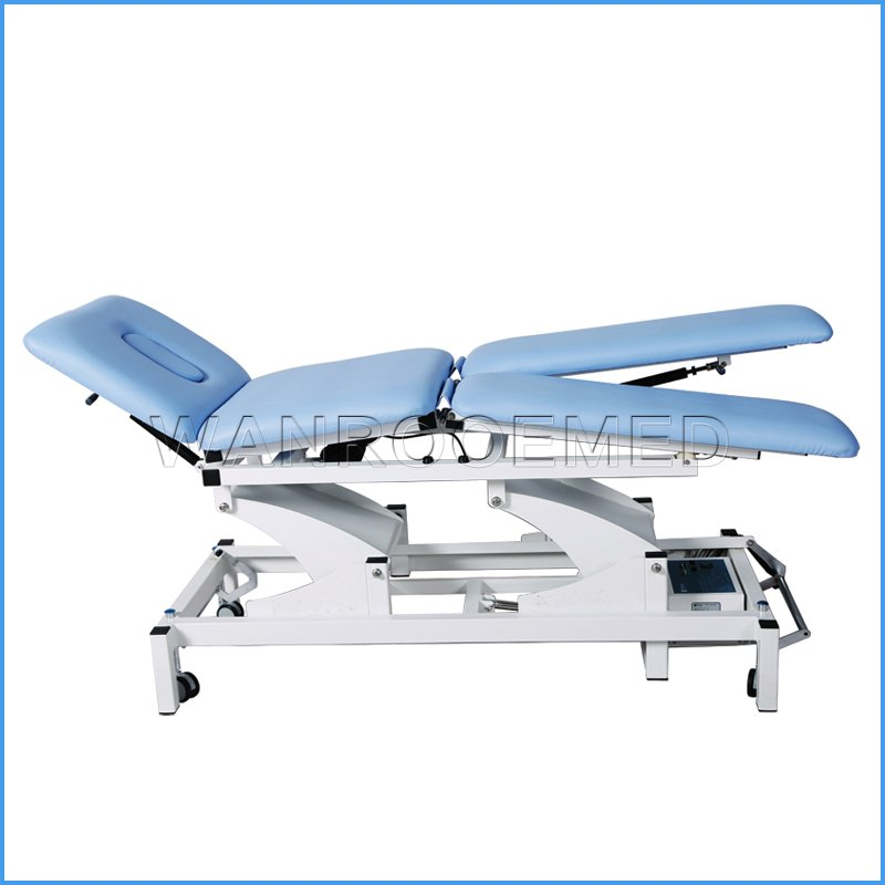 DE-4 Electric Hospital Medical Patient Adjustable Treatment Table