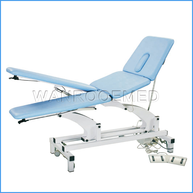 DE-4B Electric Medical Rehabilitation Adjustable Patient Treatment Table