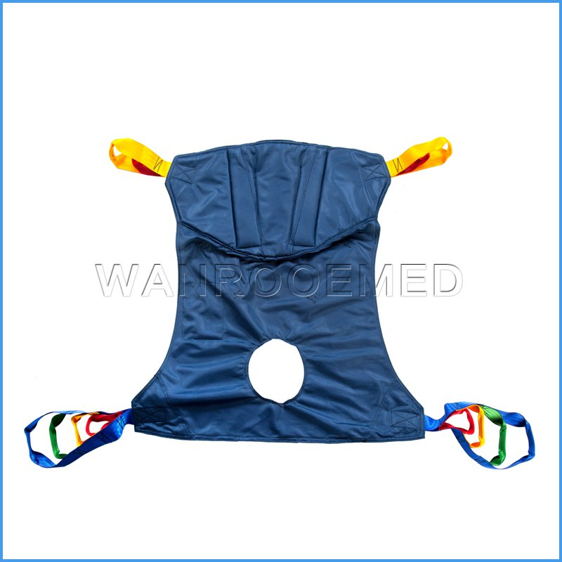 DGA409N Medical Rehabilitation Hole Type Patient Transfer Lift Sling