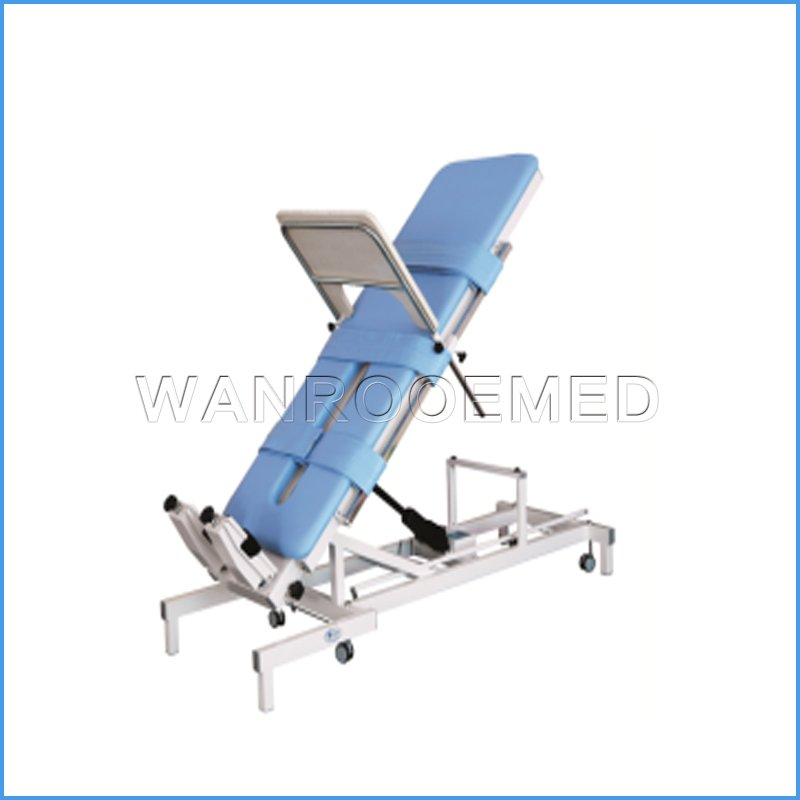 DD-2 Healthcare Multipurpose Rehabilitation Electric Tilt Treatment Table Bed