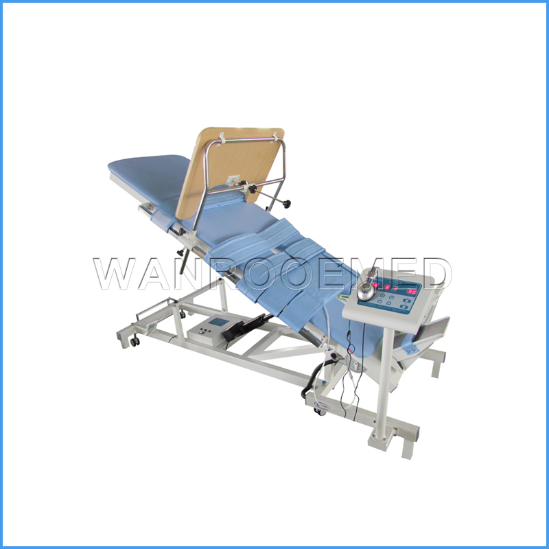 DD-3 Rehabilitation Electric Medical Tilt Treatment Table Treatment Bed
