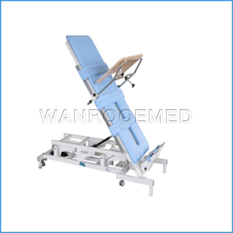 DD-5 Medical Electric Tilt Treatment Table Bed With Standard Width Table