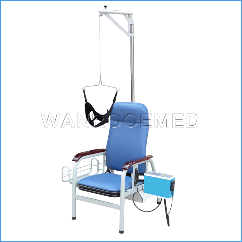 DA-3 Hospital Cervical Treatment Equipment Medical Traction Chair