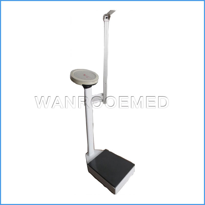 SH-8024B Hospital Manual Weighting Scales With Height Measurement
