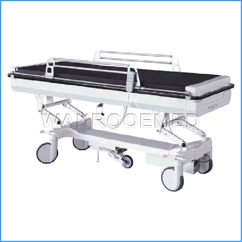 BD26C1 Emergency Transfer Cart Medical Electric Stretcher Trolley