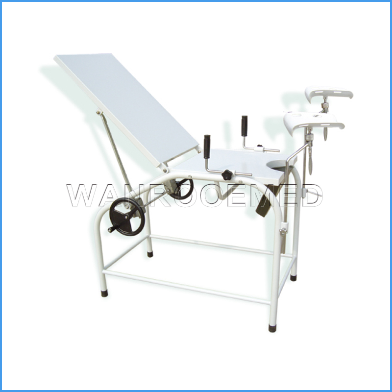 A-2005/2005A Electric Obstetrics Gynecology Examination Table Chair Delivery Bed