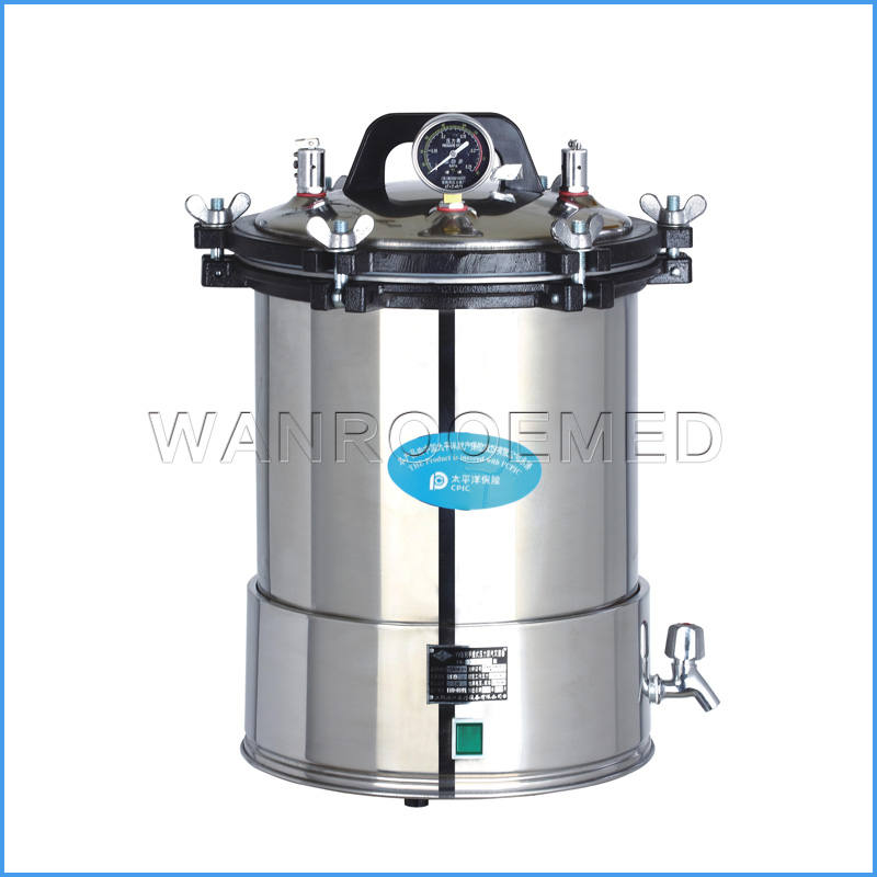 YX-LD Series Hospital Portable Stainless Steel Electric Pressure Steam Sterilizer Autoclave