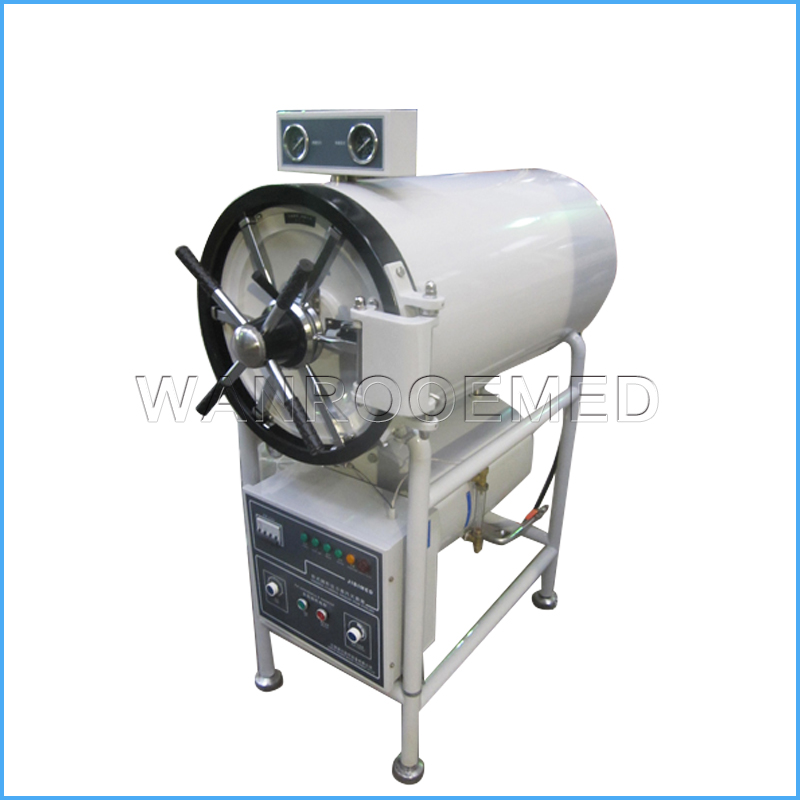 WS-YDA Series Horizontal Cylindrical Pressure Steam Sterilizer