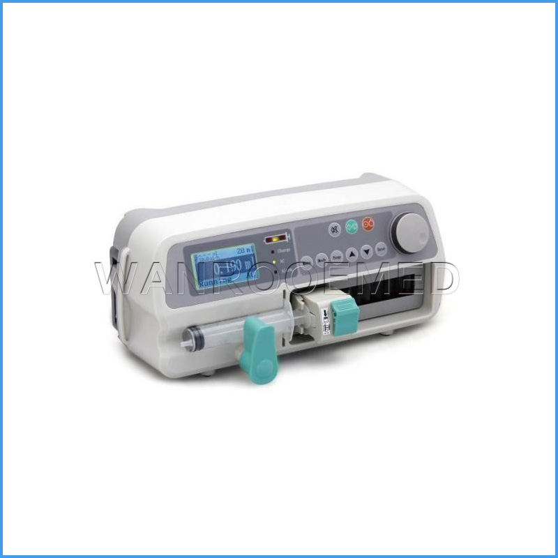 WRSP-602 Hospital Medical Clinic Electric Portable Syringe Pump