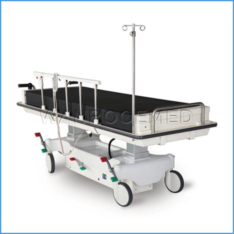 BD26D Medical Hospital Trolley Ambulance Stretcher Transfer Patient Cart